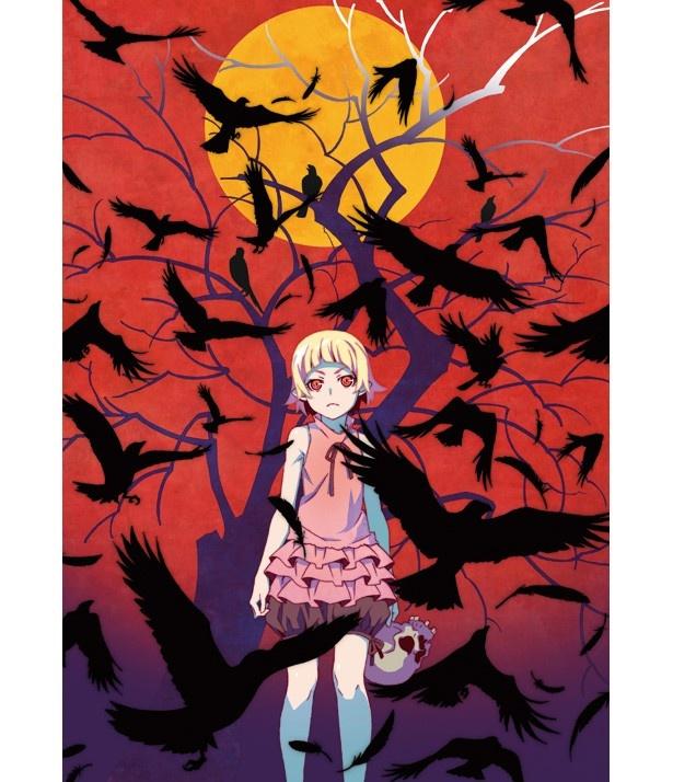 オリジナル特典が付属する「傷物語<I鉄血篇>」BDが予約販売スタート