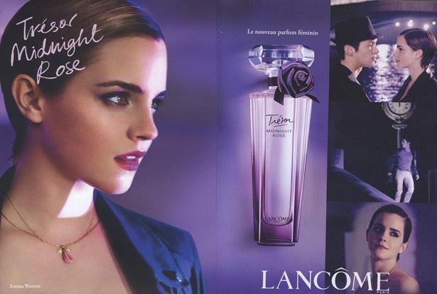 【写真を見る】エマが広告塔を務めていた頃のランコムの広告