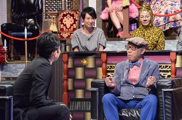 作曲家・青島広志氏が、しゃべりが止まらないキャラクターで大爆発