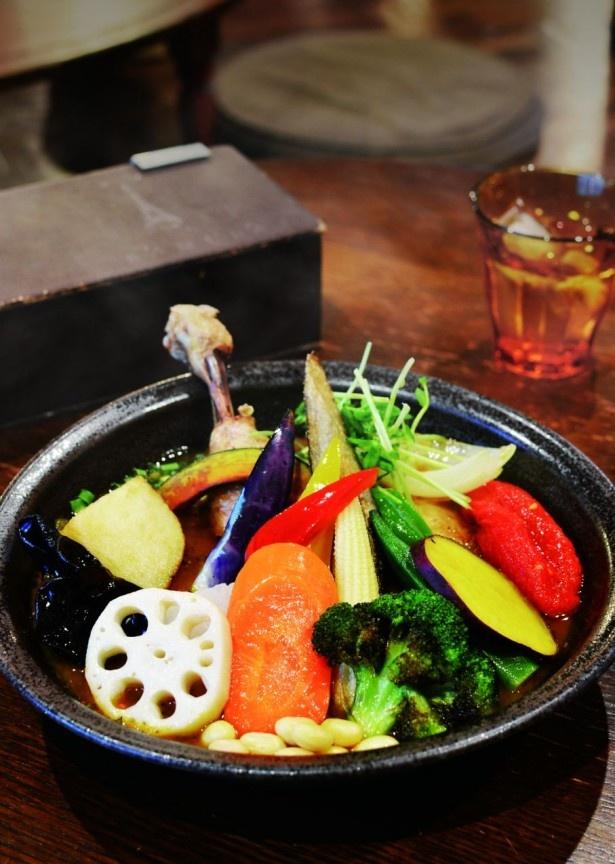 人気のスープカレー、侍が三井アウトレットパーク 札幌北広島に4月25日(月)オープン