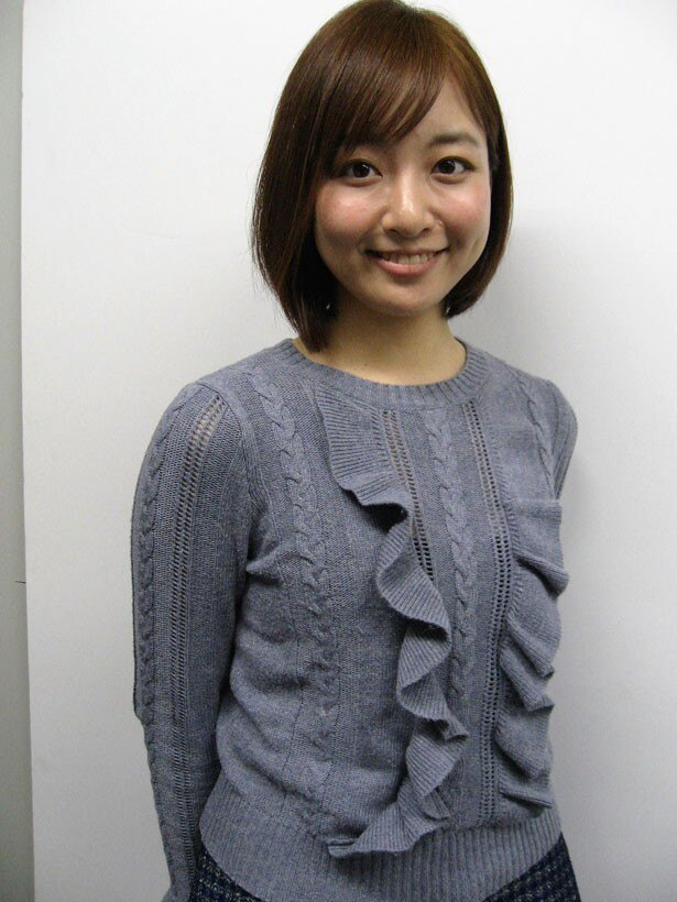 「Bitter & Sweet」のボーカル担当の長谷川萌美。新潟県出身・4月2日(土)で22歳