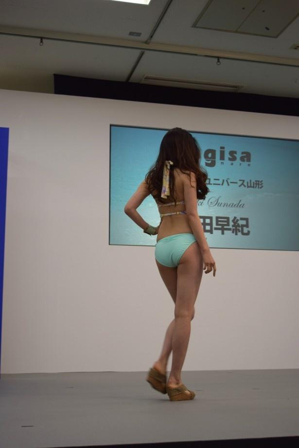 2016ミスユニバースジャパン山形代表・砂田早紀