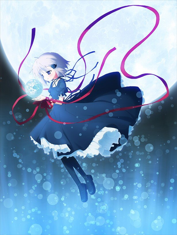 テレビアニメ「Rewrite」の新キービジュアル&新PVが公開。7月から放送スタート!