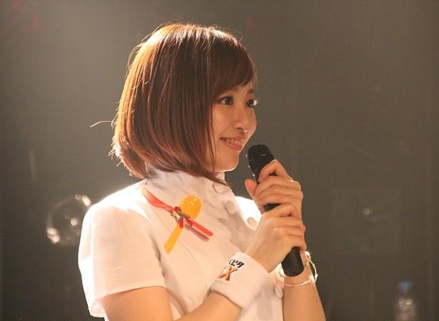 この日は、Bitter & Sweetの長谷川萌美の22歳の誕生日