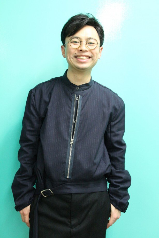 TBSで4月12日(火)から放送開始する「ディアスポリス-異邦警察-」に出演する浜野謙太にインタビュー敢行