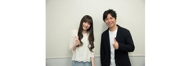上田麗奈と中野真矢がグッドマナー宣言! 東京モーターサイクルショー「ばくおん!!」ステージ