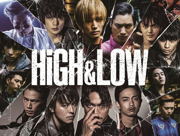 EXILE TRIBEドラマ第2弾「HiGH&LOW ~THE STORY OF S.W.O.R.D.~シーズン2」