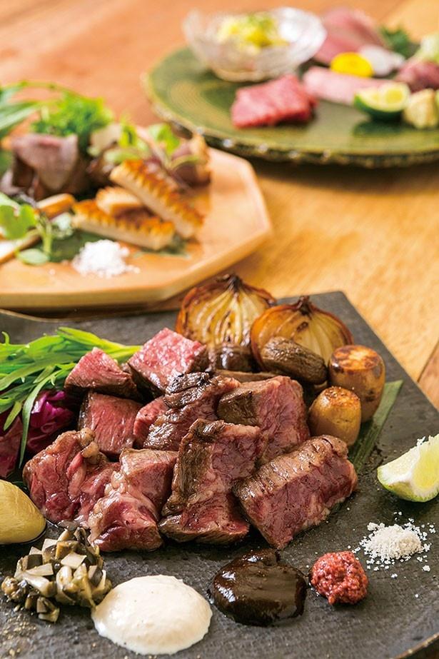 梅田の新店では肉酒場も急増中!(阪急梅田・肉料理 犇屋/ひしめきや)
