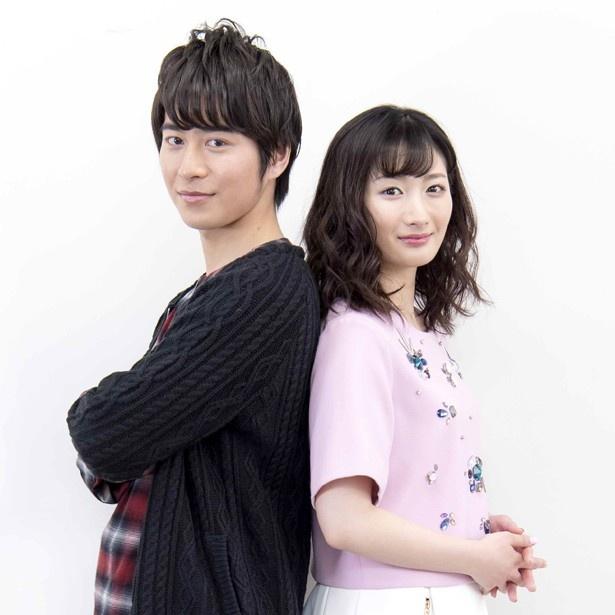 4月9日公開の映画「ドクムシ」について語った村井良大と武田梨奈