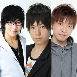 「双星の陰陽師」追加キャストとして小野友樹・山下大輝・村田大志が決定!