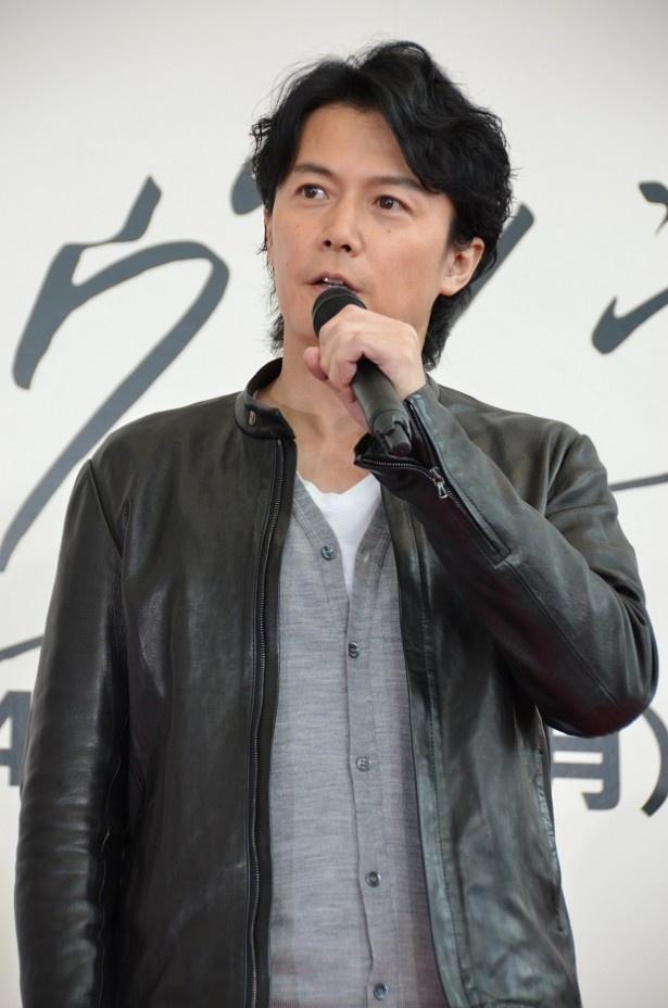 福山雅治は劇中で神代(福山)が作曲したとする3曲を制作