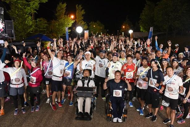 今年の「Wings for Life World Run(ウィングス・フォー・ライフ・ワールドラン)」は、滋賀県高島市で5月8日(日)20時にスタート!