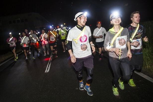 みんなで走れば辛いマラソンも耐えられる!?
