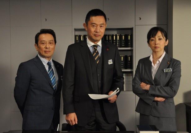 【写真を見る】斉藤は内藤剛志、金田明夫とは現場でずっと喋っているそう