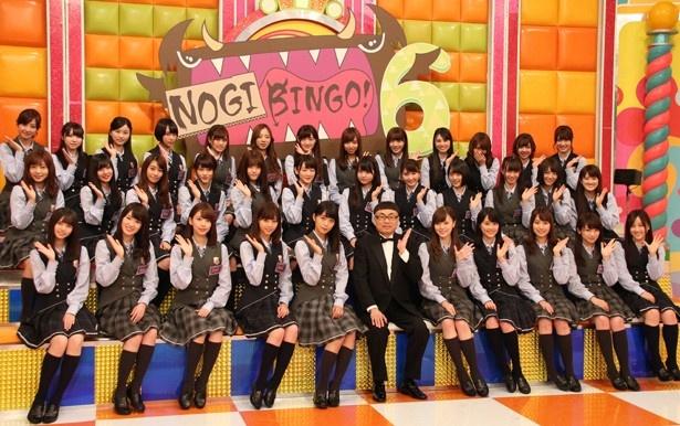 「NOGIBINGO!6」収録後の取材に参加した乃木坂46