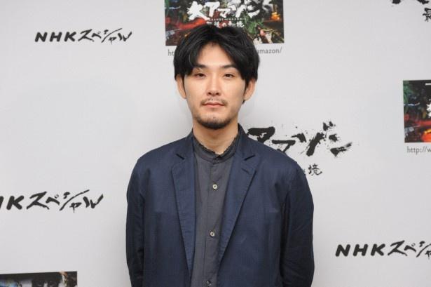 NHKスペシャル「大アマゾン 最後の秘境」でナレーターに初挑戦した松田龍平