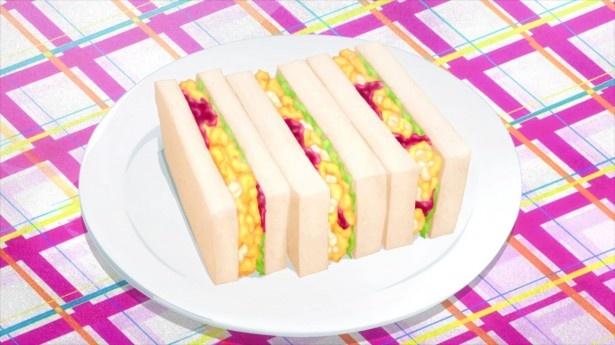 キュートなふわふわパンコメディ!新アニメ「パンでPeace!」第1話カット紹介