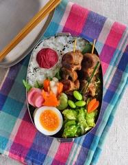 春に作りたいお弁当おかず~春キャベツのごま塩サラダ