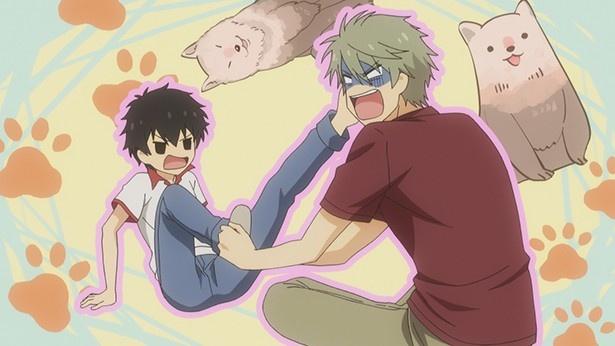 新アニメ「SUPER LOVERS」第1話先行カット解禁! ついに始まる4兄弟が織りなすトラブル・ラブストーリー