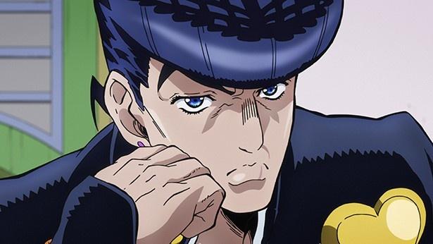 「ジョジョの奇妙な冒険 ダイヤモンドは砕けない」第2話先行カット解禁!