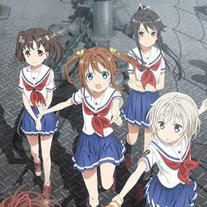 「はいふり」改めて「ハイスクール・フリート」BD&DVD第1巻が6月22日発売。第2話先行上映会も開催