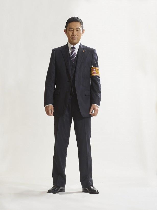 「警視庁・捜査一課長」で主演を務める内藤剛志にインタビューを行った