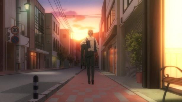 新アニメ「田中くんはいつもけだるげ」第1話カットを紹介。田中が進んで体育の授業を……!?