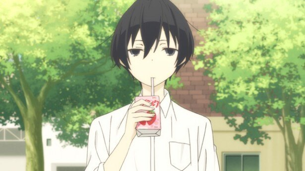 「田中くんはいつもけだるげ」第2話先行カットを公開。弟子入り志願のJK現る!