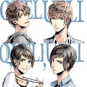 武内駿輔や西山宏太朗がCVを務めるツキプロの新ユニット・QUELLがデビュー