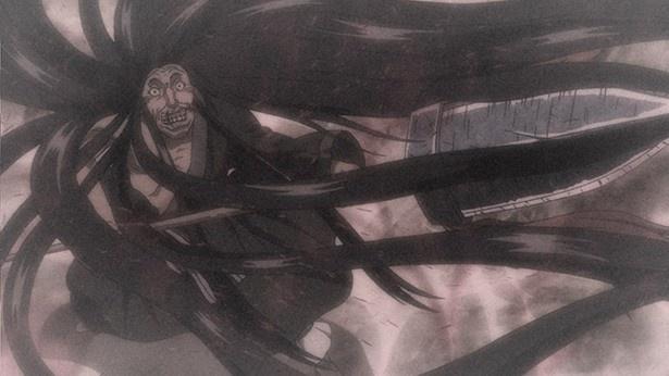 「うしおととら」第29話先行カットが到着。とら・字伏・紅煉の関係とは……?