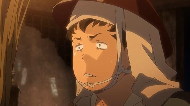 「甲鉄城のカバネリ」第2話先行カット解禁。菖蒲たちの前に現れた少女とは……