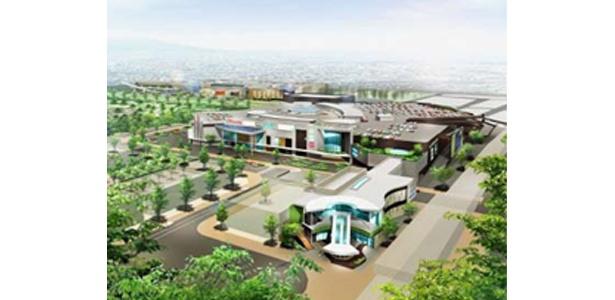 この秋、越谷に新たな街が誕生