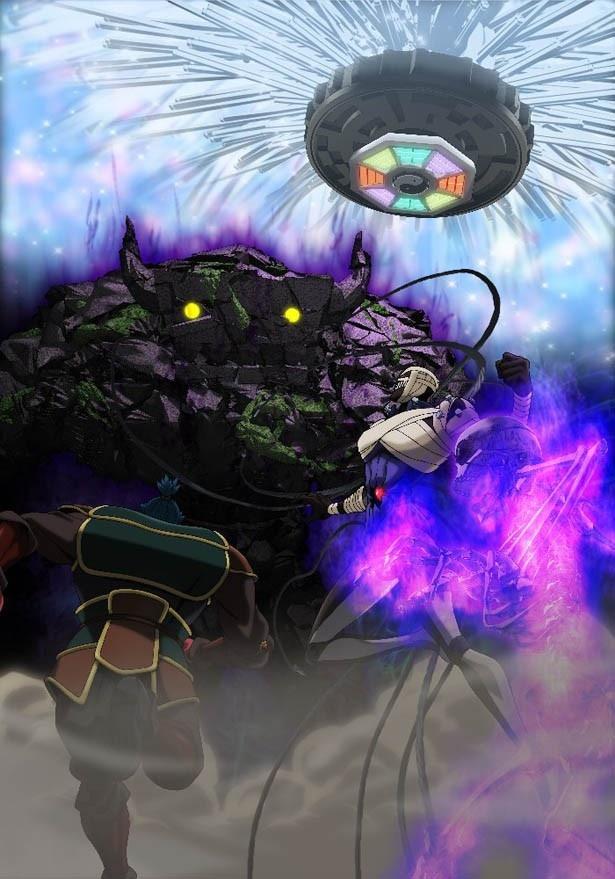 能力者たちの死闘が始まる!テレビアニメ「ビッグオーダー」4/15から放送スタート