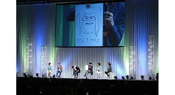 「あんスタ!」ステージでfineのメンバーが暴走! 罰ゲームの苦虫茶を飲んだのは…?【AnimeJapan 2016】