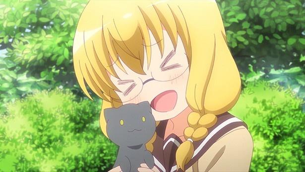 TVアニメ「三者三葉」第2話先行カット&あらすじが到着!葉子・双葉・照が真の友達に…!?