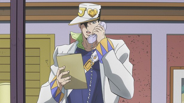 「ジョジョの奇妙な冒険 ダイヤモンドは砕けない」第3話先行カット解禁。Webラジオもスタート!