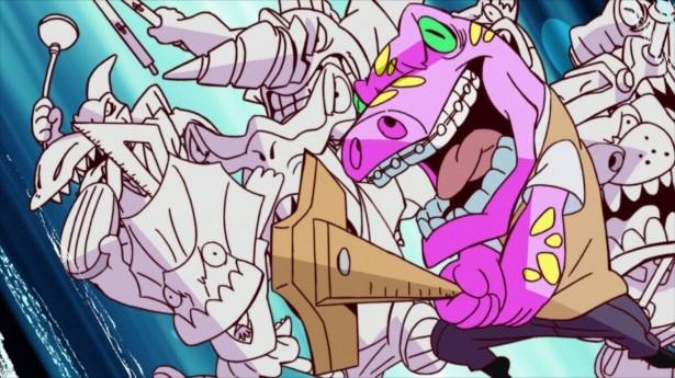 「宇宙パトロールルル子」第3話先行カット到着。マチ★アソビでルル子特別展示を実施!