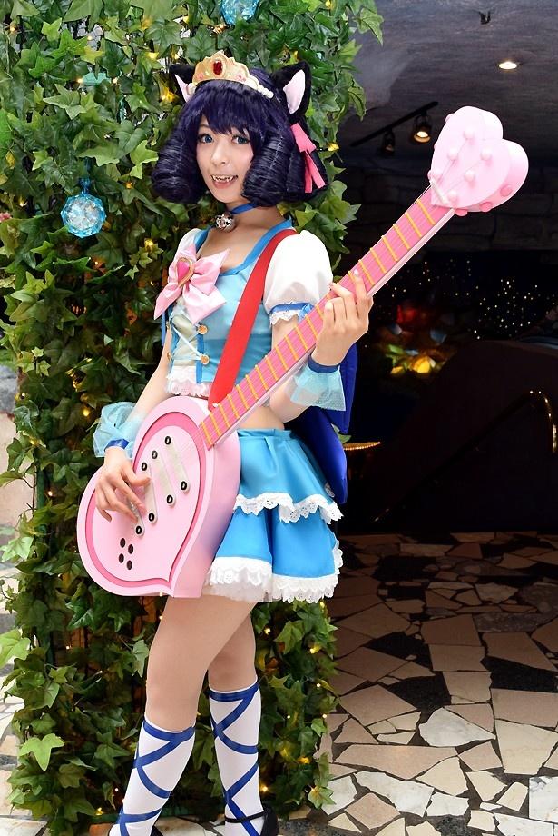 【写真20点】「SHOW BY ROCK!!」が大人気!サンリオピューロランドで見つけた美人コスプレイヤー特集(その1)