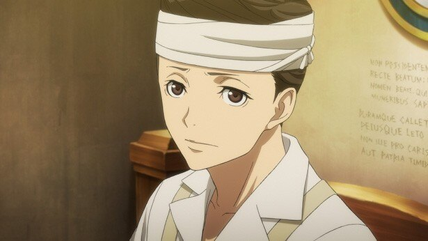 TVアニメ「ジョーカー・ゲーム」第3話先行カットが到着!
