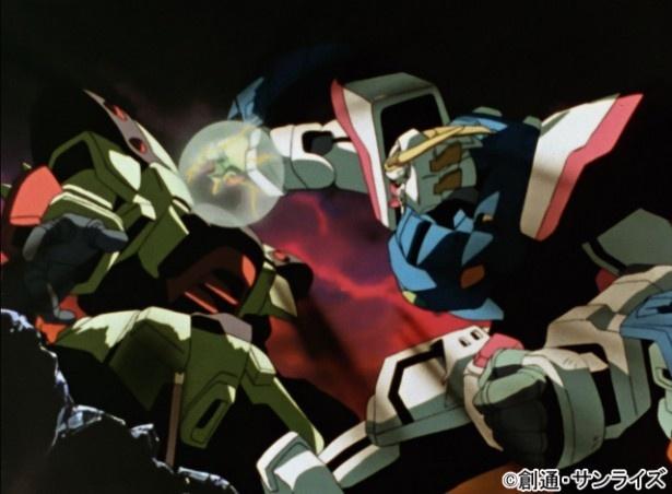 ドモンと東方不敗がHD画質でレディ・ゴー! 待望の「Gガンダム」BD-BOXが発売決定!!