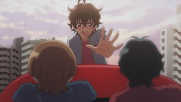 「双星の陰陽師」第3話先行カット到着。紅緒の新たな学園生活がスタート!