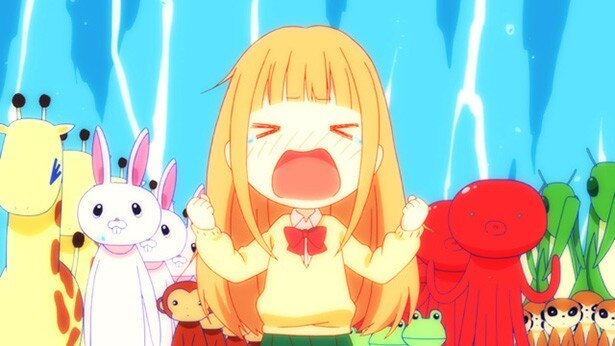 「田中くんはいつもけだるげ」第3話先行カットを公開。果たし状の正体とは!?