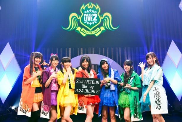 Wake Up, Girls!セカンドツアーが待望のBD化!