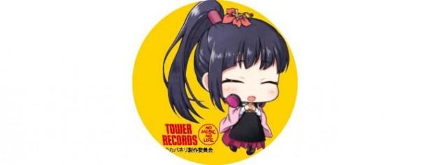 「甲鉄城のカバネリ」とタワーレコード渋谷店のコラボ企画展が開催
