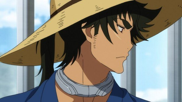 TVアニメ「クロムクロ」第4話先行カットが到着!