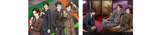 ニュータイプ×アニメガショップ第4弾「ジョーカー・ゲーム」オリジナルグッズ限定販売!
