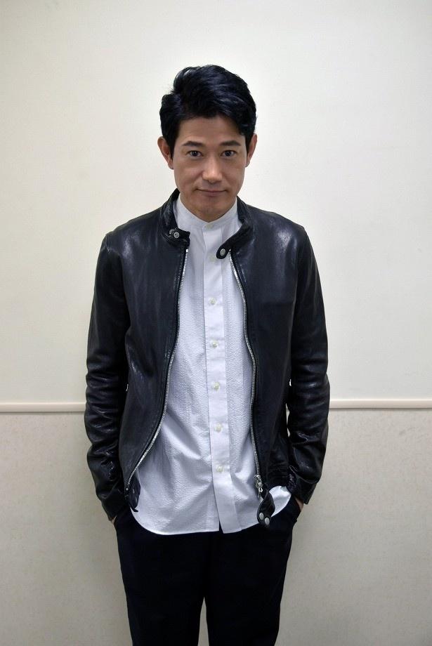 【写真を見る】矢野は内藤剛志ら共演陣の印象や現場での会話を語った