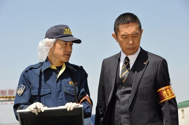 劇中では、内藤剛志演じる大岩捜査一課長をサポートする役どころを演じる矢野