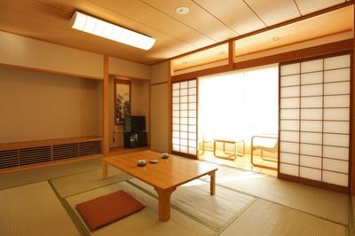 落ち着ける和の空間(部屋参考)