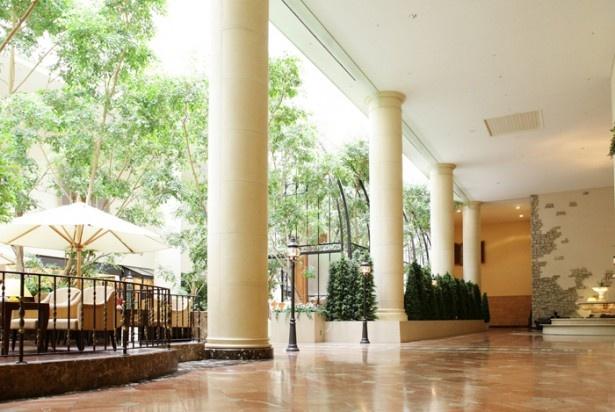 オリエンタルホテル東京ベイは、リゾート気分満点の東京ディズニーリゾートのパートナーホテルだ